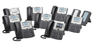 Cisco + MAXline = The Ultimate Residential Phone System